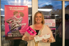 Our Dirty Dancing ticket winner!